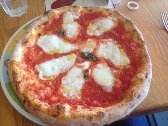 Rossopomodoro Moncalieri : pizza Verace