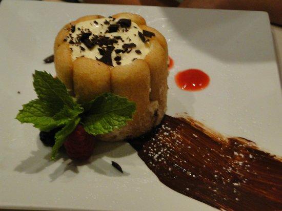 Etcetera Etcetera Restaurant : Tiramisu