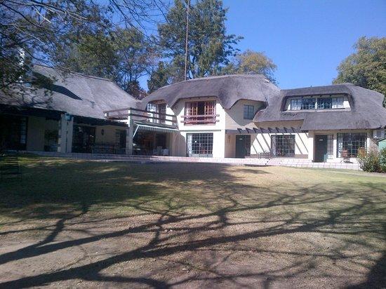 Thatchfoord Lodge: Lodge
