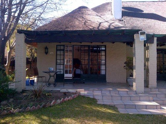 Thatchfoord Lodge: Noka