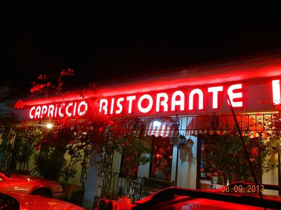 Capriccio ristorante pembroke pines