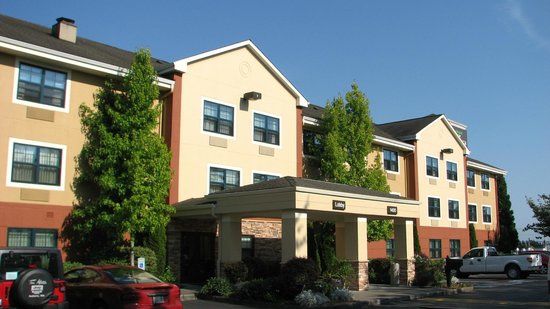 Extended Stay America - Seattle - Federal Way: Hotelansicht