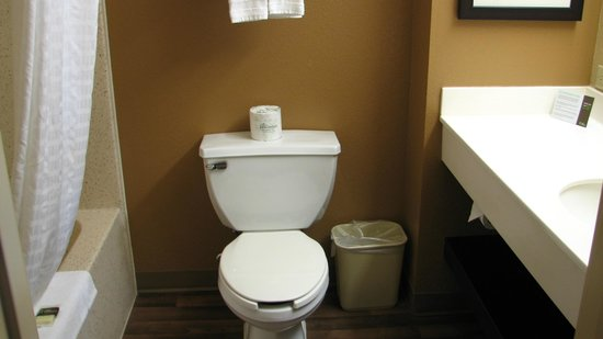 Extended Stay America - Seattle - Federal Way: Bad