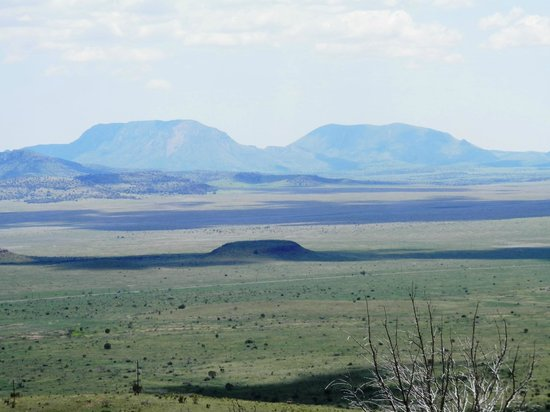 Angell Expeditions: View from one of the Big Bend Park roads