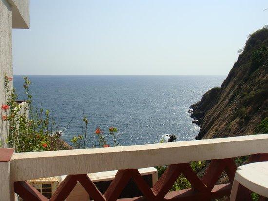 El Mirador Acapulco Hotel: vista