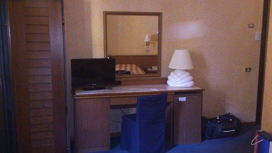 Hotel Giardino: camera