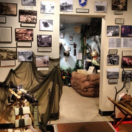 Fort Tuthill Military Museum: So much history!
