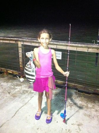 Indianola Fishing Marina: Sheepshead!