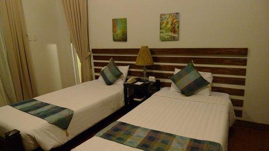 Hotel Soffia Boracay: Room