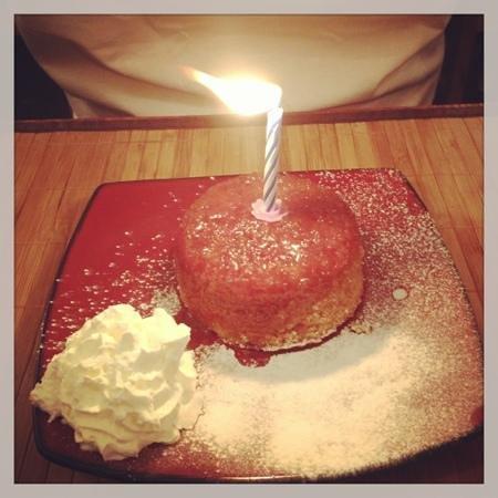 Med Delight: Little Birthday treat