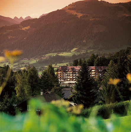 Park Gstaad: Grand Hotel Park, Gstaad Summer Dream