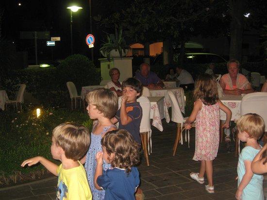Gran Bretagna Hotel Riccione: Baby dance