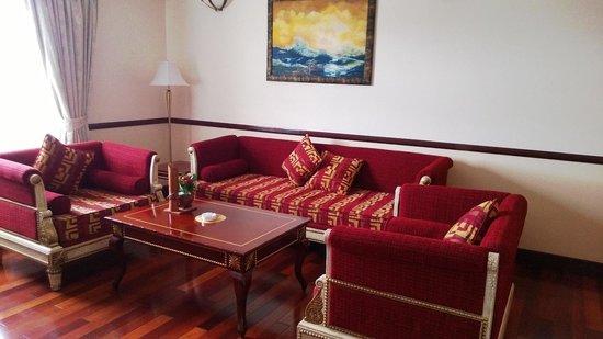 Saigon -  Dalat: Living room