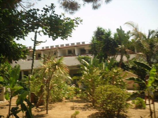 Villaggio Club Agrumeto: panorama dalla camera