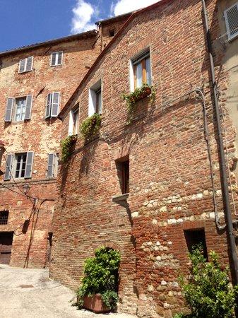 Casina Mazzuoli: suite torretta