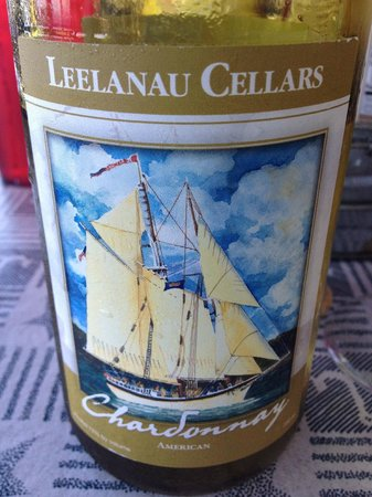 Leelanau Wine Cellars: Our favorite Michigan wine.