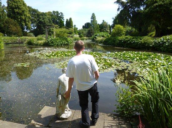 Cholmondeley Castle and gardens: Rude Sculpture