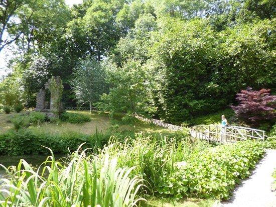 Cholmondeley Castle and gardens: Duckery