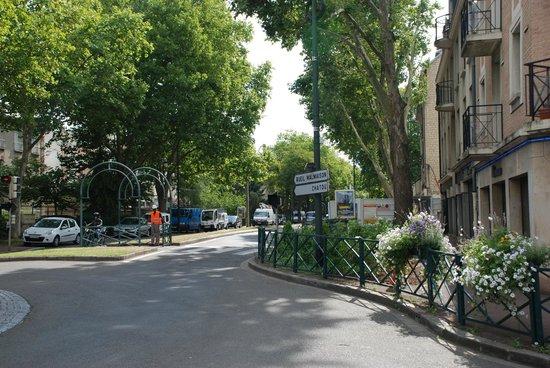 Villa La Riante : Local area