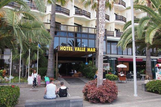 Foto de vallemar puerto de la cruz eingangsbereich des - Hotel vallemar puerto de la cruz ...