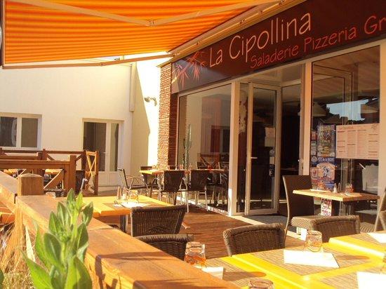 Restaurant La Cipollina Talmont Saint Hilaire