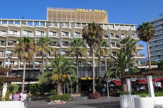 Au enansicht des hotels picture of vallemar puerto de la cruz tripadvisor - Hotel vallemar puerto de la cruz ...