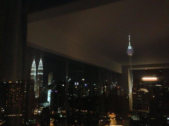 Premiera Hotel Kuala Lumpur: View