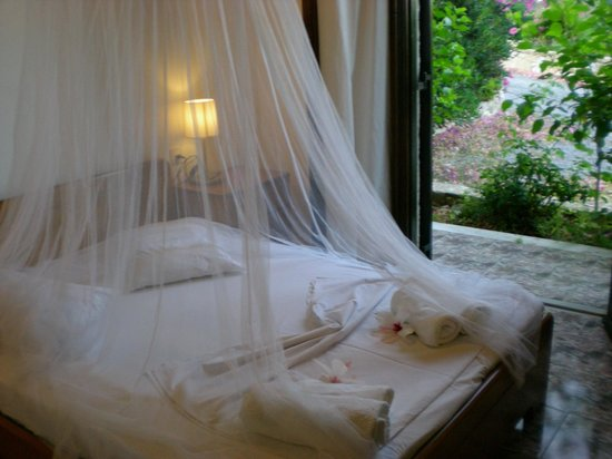 Vista del Mar Bungalows : Rooms for honeymoon