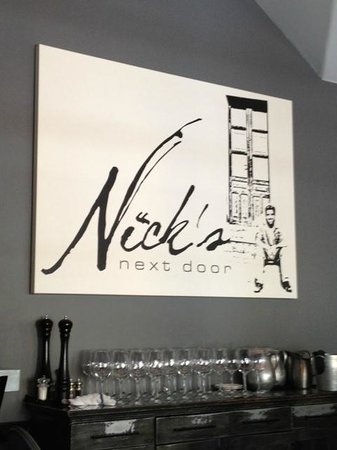 Nick's Next Door, Los Gatos, CA