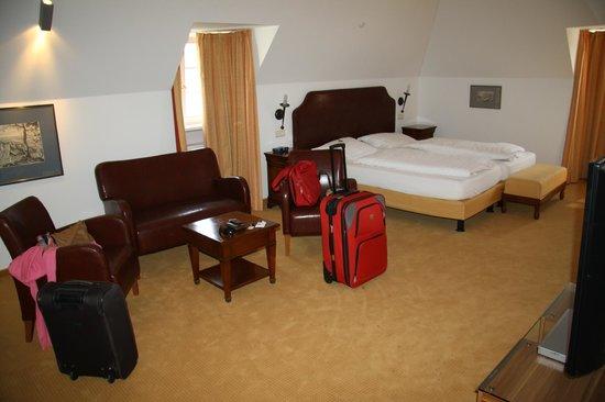 Gasthaus Hotel Backmulde: Habitación 34