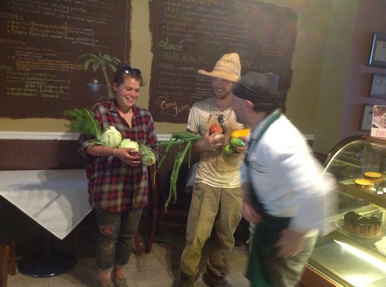 Beanwood Latin Bistro: Farm fresh food