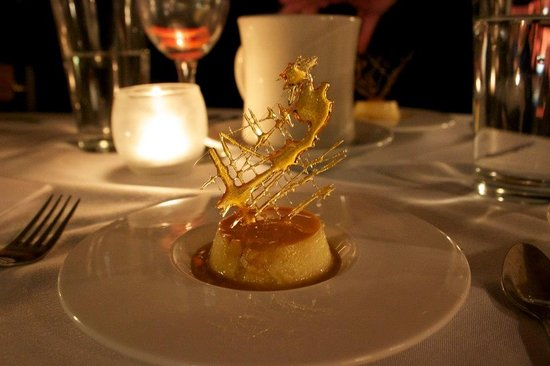 Beanwood Latin Bistro: Our Flan