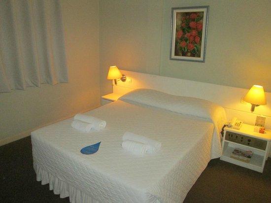 San Juan Executive: Quarto do Hotel