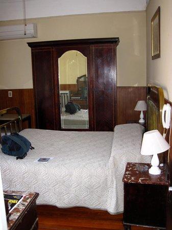Hotel Palacio: Double room