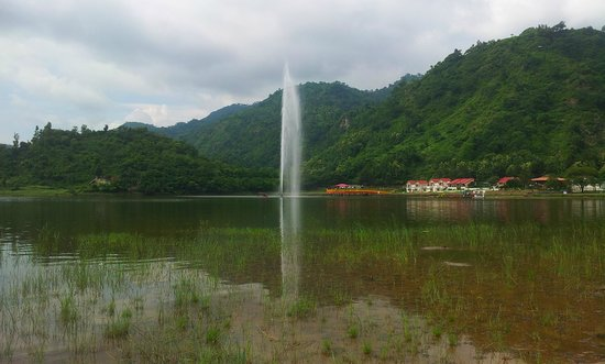 Morni Hills: latest addition to the taal is this Fountain