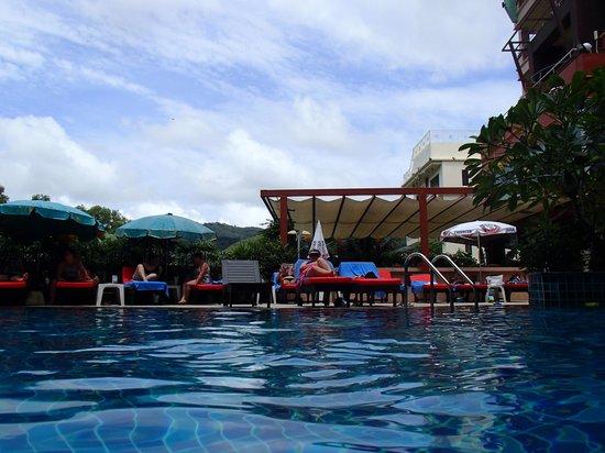 Blue Ocean Resort : Pool