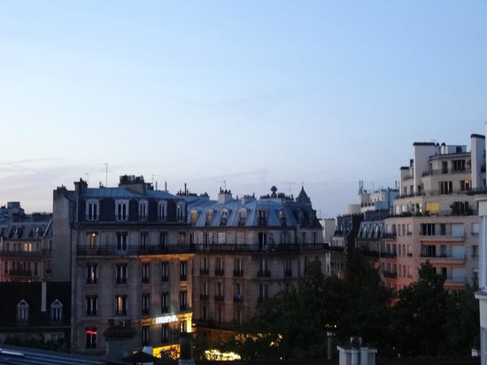 Hotel du Parc: Montparnasse neighborhood