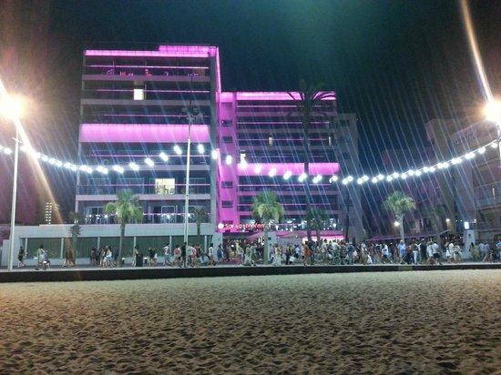 Sol Costablanca: PANORAMICA DEL HOTEL