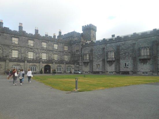 Kilkenny, Irlanda: castello