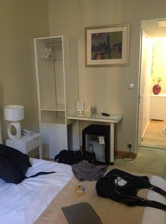 Hôtel de France : chambre charme