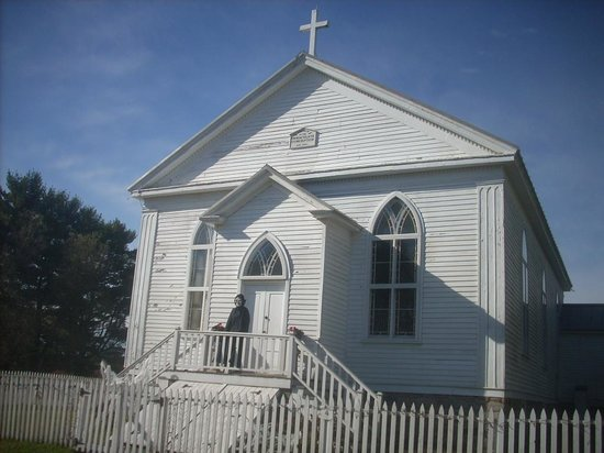 Eckley Miners' Village : church