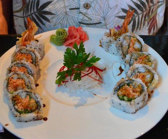 Haiku Sushi & Lounge: Sleepy Hollow Roll