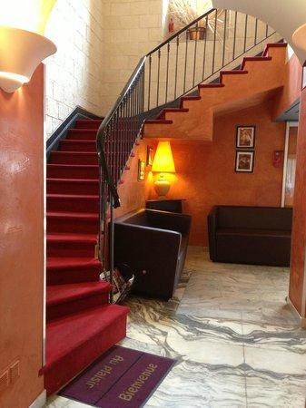 Hotel Boreal : Lobby area