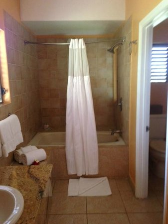 Nisbet Plantation Beach Club: Bathroom