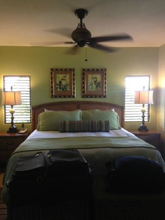 Nisbet Plantation Beach Club: Comfortable beds