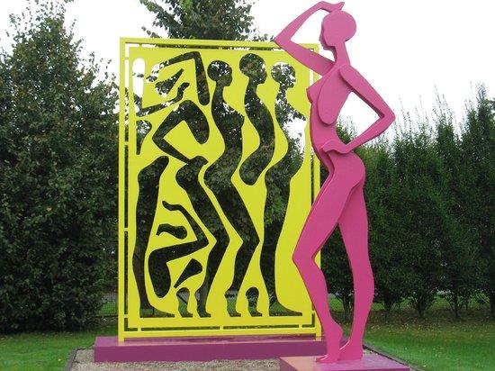 """Kunstwerk Carlshutte: Inga Aru """"Muse of Industry"""""""