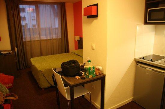 Adagio Access Strasbourg Petite France : Habitación - Apartamento 2203