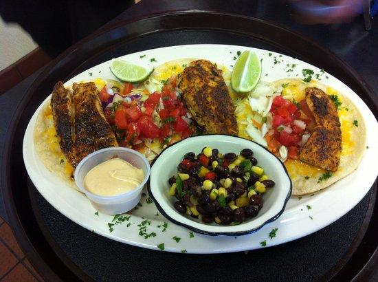 Tortuga's Seafood Restaurant: Tortuga Tacos