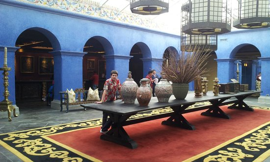 Palacio del Inka, A Luxury Collection Hotel, Cusco: ÁREA DE  RECEPCIÓN