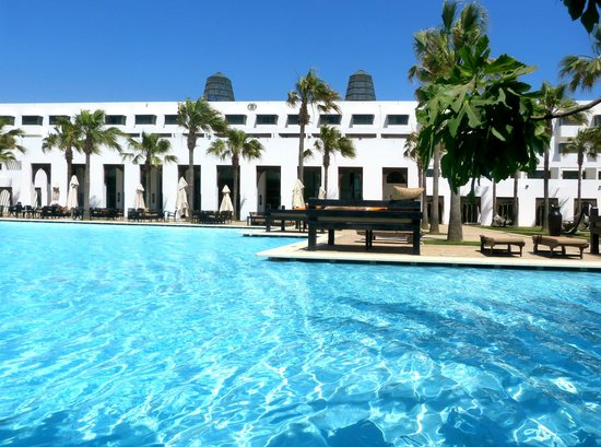 Sofitel Agadir Royal Bay Resort: Blick auf das Haupthaus